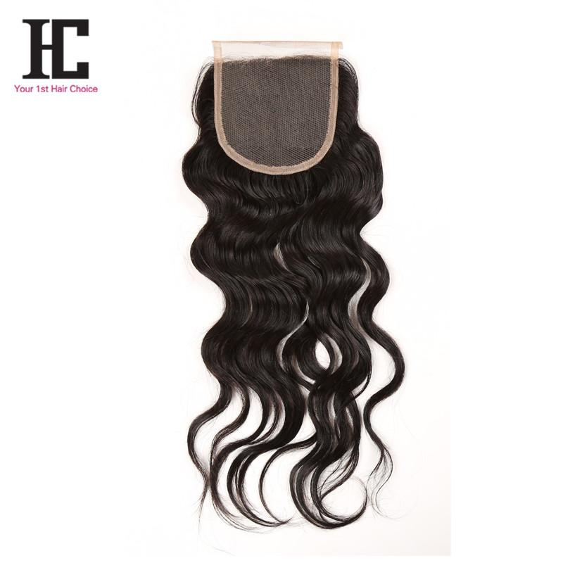 8a péruvienne vague d'eau de cheveux vierges avec fermeture de dentelle péruvienne armure de cheveux 3Bundles avec fermeture de dentelle péruvienne vierge cheveux humains