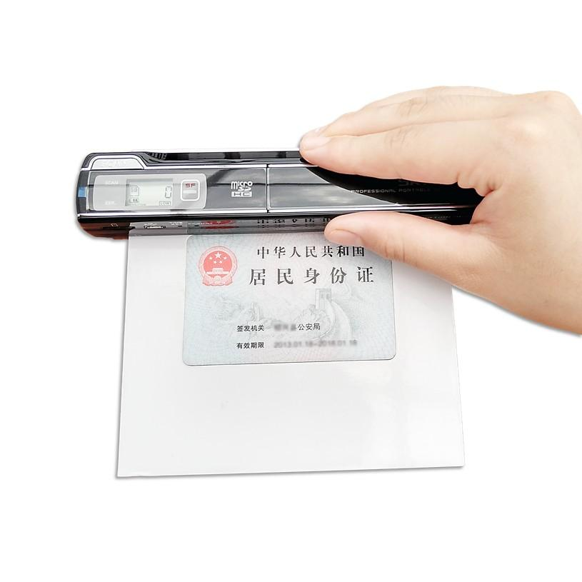 Wholesale handy portable scanner mini id certificate scanner hd wholesale handy portable scanner mini id certificate scanner hd business card bank card scanner mobile phone browsing 8g memory card neat scanner negative colourmoves