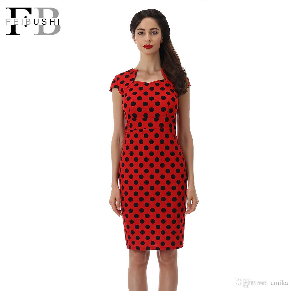 bc61d7884 Vestidos Lunares 2016 | Wig Elegance