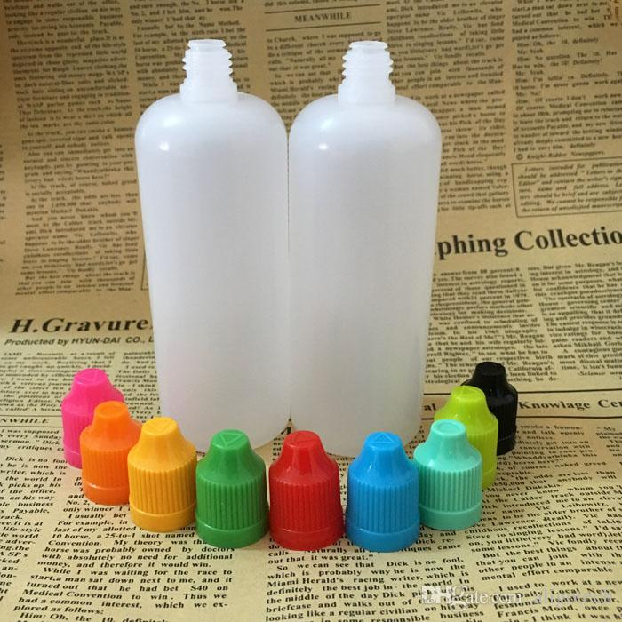 120ml PE ELiquid Bottles Plastic Dropper 120 ml E-Juice Empty Bottles Child Proof Caps Long Thin Needle Tips 4OZ LDPE Bottles For Sale