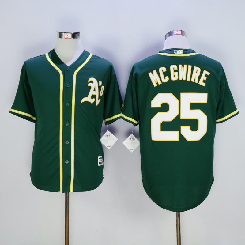buy online 1931e b9d38 25 mark mcgwire jersey ave