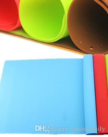 Stuoie di silicone Stuoia di cottura Migliore stuoia del silicone Stuoia di isolamento termico Pad Bakeware Kid Mat