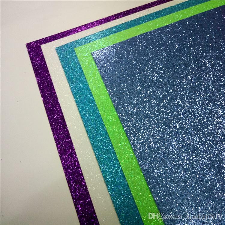 Beautifully glitter crafts paper bedroom background home decor wall paper