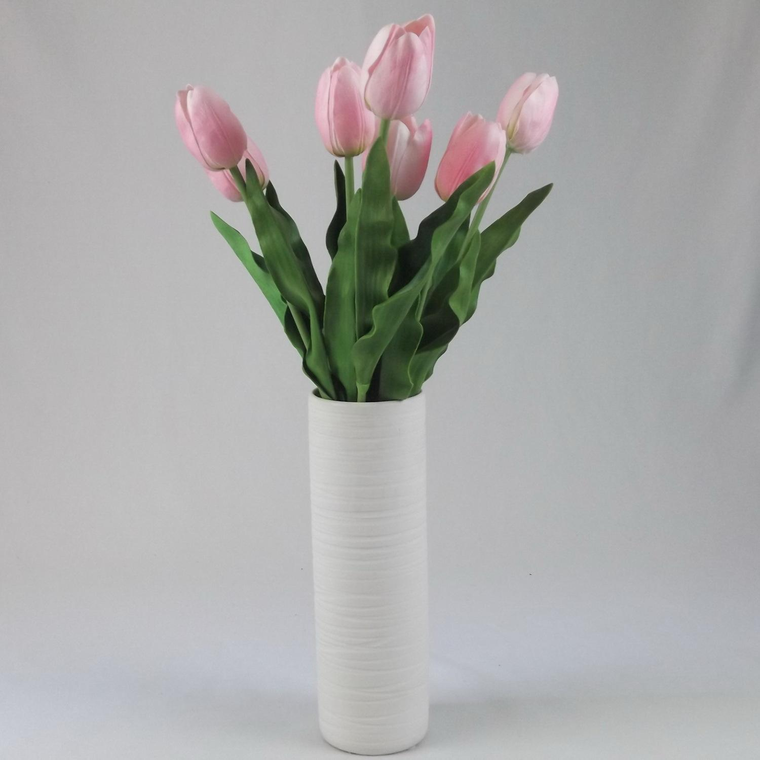 2018 23wedding decorations real touch flowers diy simulation tulip 2018 23wedding decorations real touch flowers diy simulation tulip flower wedding bouquet bride bouquet desktop bouquet 2016 new style from rogerlin izmirmasajfo Gallery