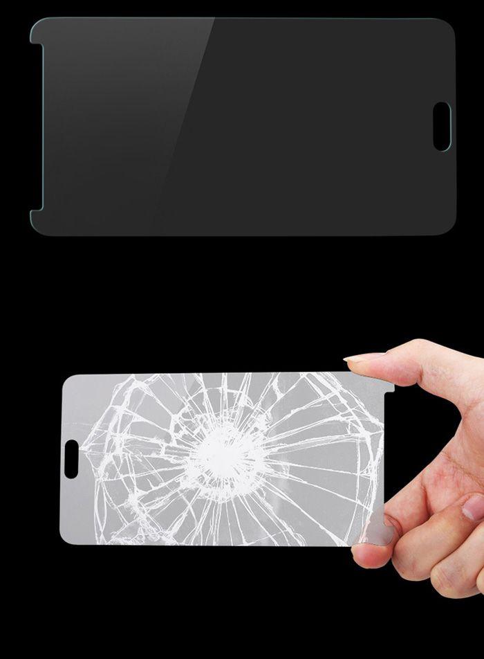 For Xiaomi Redmi Note 8 Pro 2.5D Silk Print Full Glue Full Cover Screen Protector Tempered Glass