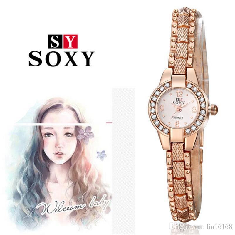1520d3454635a Women Luxury Bracelet Watches Dress Quartz Watch Lady Diamond Disk Watches  Bracelet Watch Luxury Women S Fashion SOXY Watches Watch For Sale Watch  Sales ...