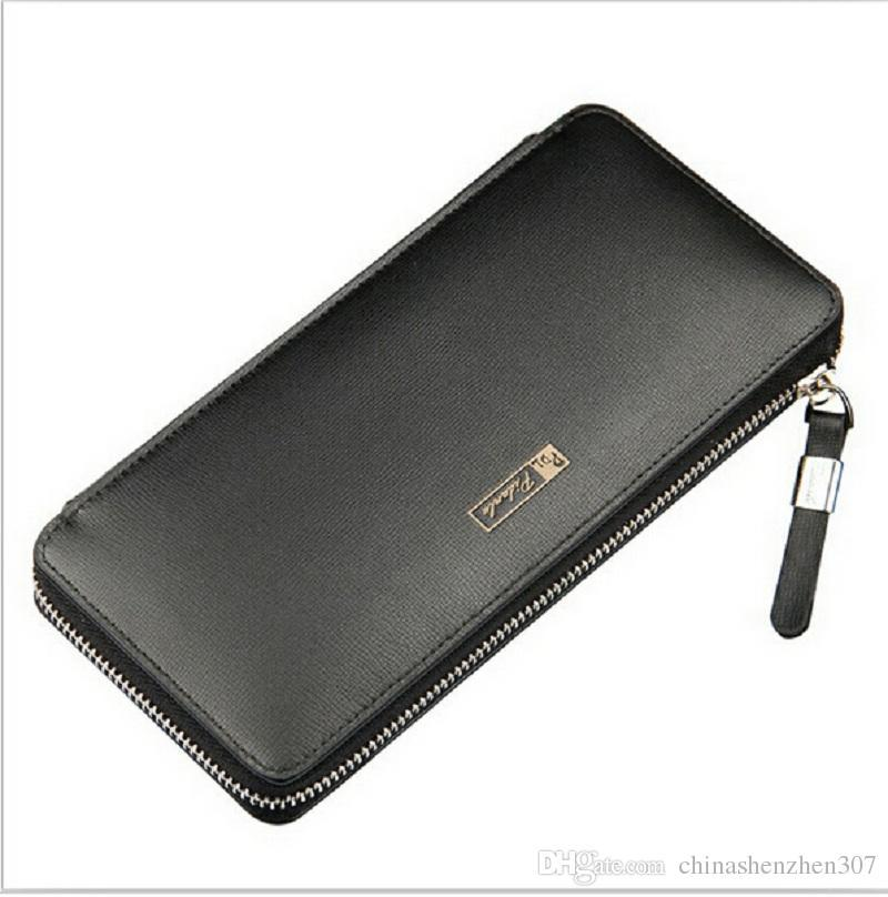 Business men s wallet large clutch men leather