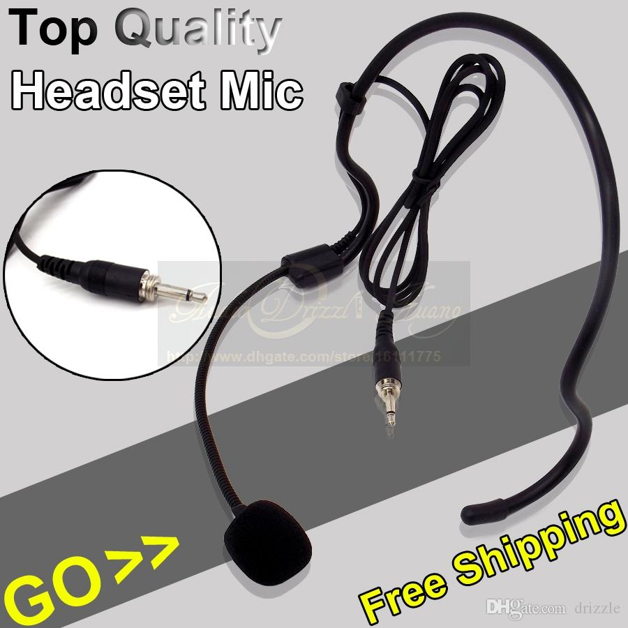 35mm screw thread plug connector wired condenser headset microphone 35mm screw thread plug connector wired condenser headset microphone head worn ear hook mic for fm wireless device karaoke best wireless microphone boundary publicscrutiny