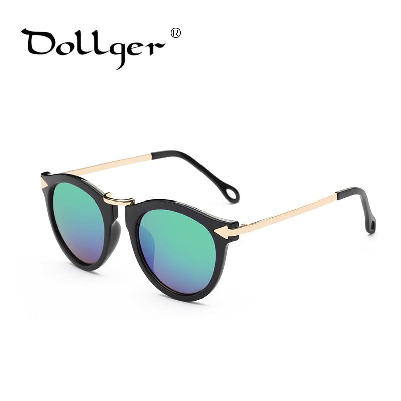 a6ad5a4ad7b 2019 Wholesale Dollger Glasses Frame Brand Designer Women Metal Optics  Classic Eyeglasses Fashion Vintage Women Sunglasses Men Glasses S0051 From  ...