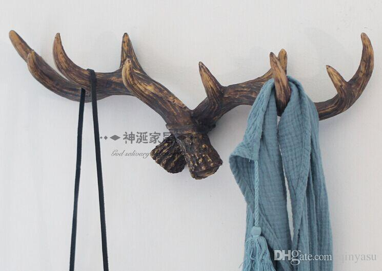 Amazing Antler Coat Hooks 11 For Your Exterior House Design with Antler  Coat Hooks