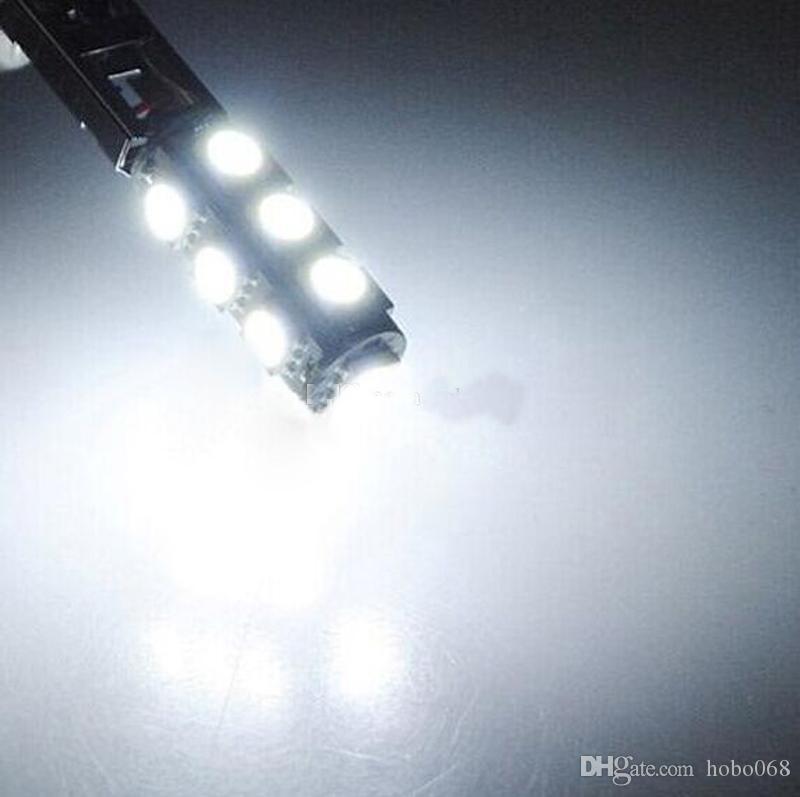 Car light H1 13SMD Fog LED daytime running /Driving DRL Light Bulb 5050 Super Bright White 12V Lamp Light