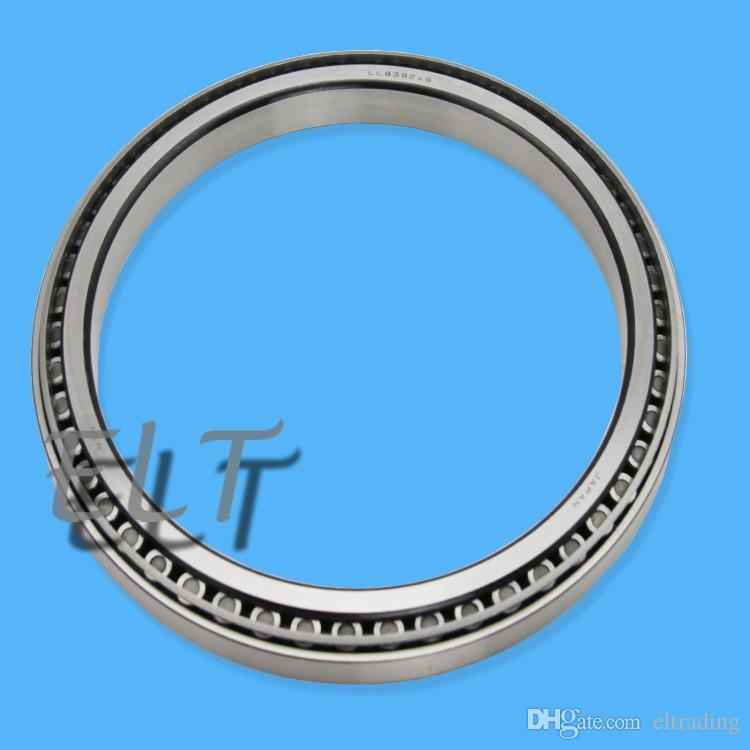 Final Drive Main Bearing LL639249/10 Roller Bearing LL639249 LL639210 for Excavator EX100-1 120-1 Travel Device Reducer 4178201