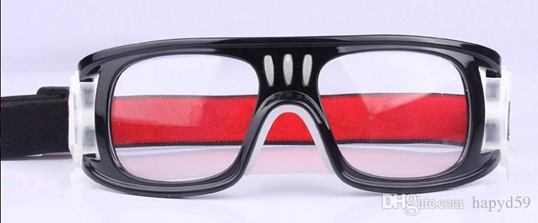 5e7f723ae45 2019 Basketball Eyeglasses Men Anti Fog Basketball Glasses Bendable Soccer  Glasses Protective Football Goggles Flexible Sports Eyewear Free Ship From  ...