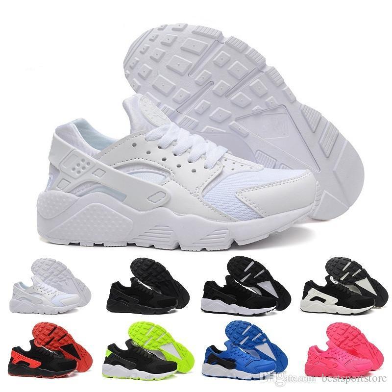 Ultra Blanc Air De Course Huarache Nike Acheter Triple Chaussures t1wHBOq