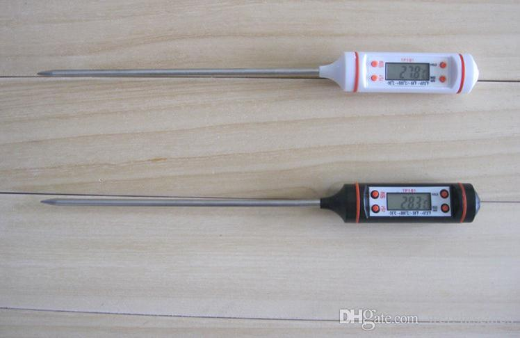 Termômetro Digital PARA CHURRASCO Cozinhar Sonda de Carne Termômetro De Cozinha Cozinha Temperatura Digital Instantânea Ler Sonda de Alimentos