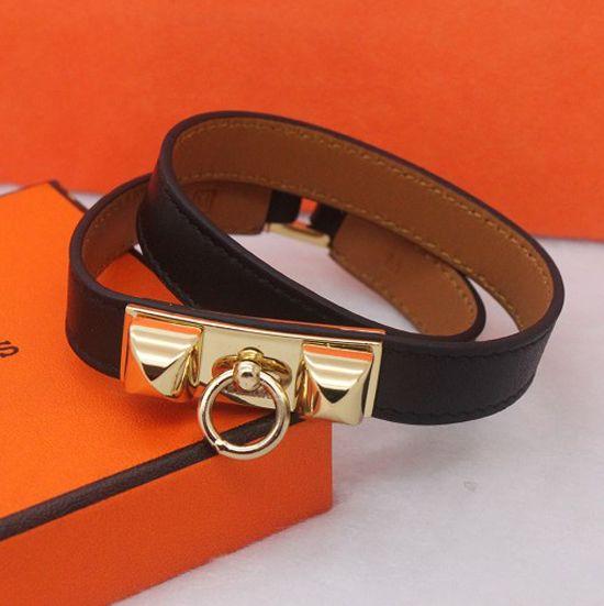 Acessórios por atacado dois rebite punk vento pulseira de couro, dupla rotação de couro, pulseira estrela, feminino pulseira