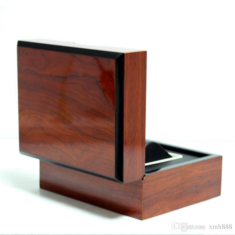 Luxury Gift Watch Box Solid Wooden Box Top Quality Square Jewelry Set Storage  Jewelry Box Wood Colors Available Watch Storage Cases Watch Box Storage  From ...