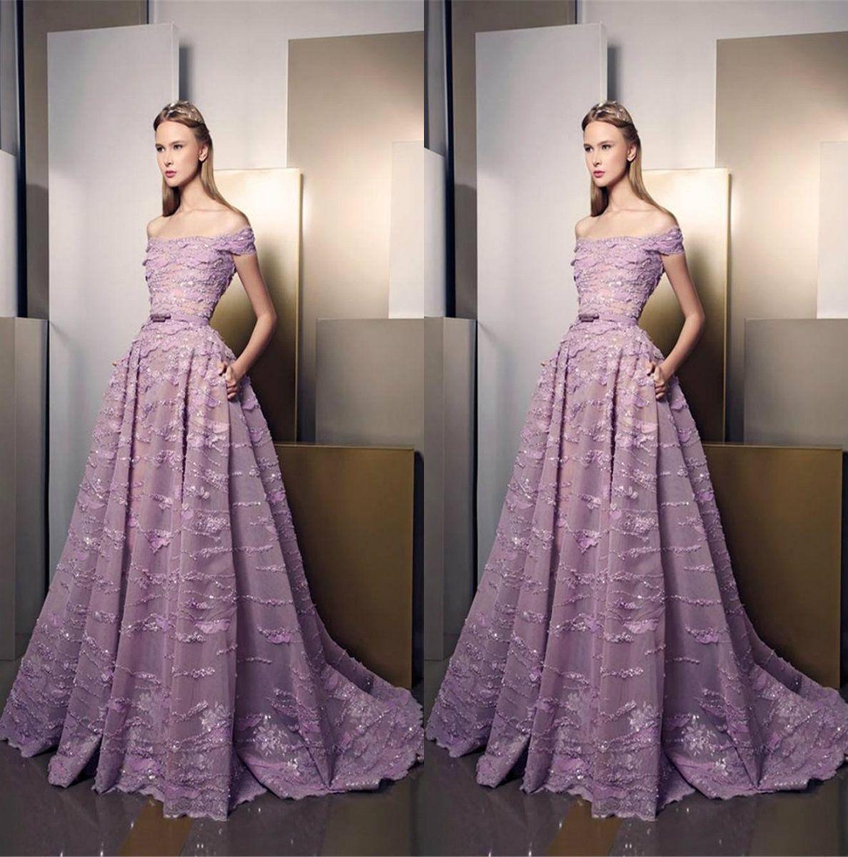 Acheter Robes De Soirée Ziad Nakad 2017 De $299.99 Du Dresstop