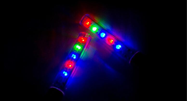 5 الصمام الاطارات دراجة ضوء عجلة الساخنة الصمام صمام الدراجة الأمريكية ضوء 32 أنماط للتغيير دليل التبديل ضوء عجلة