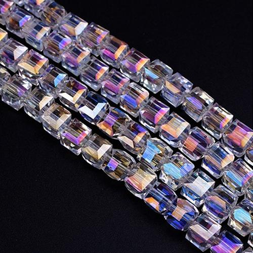 4 6mm AB Color DIY Crystal Beads for Jewelry Making Decorative High ... cf7c0b7263b6