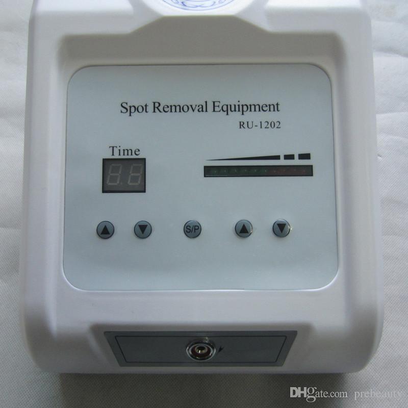 علامة جديدة الجلد إزالة بقعة آلة إزالة الصباغ المضادة للشيخوخة آلة التنظيف الجمال