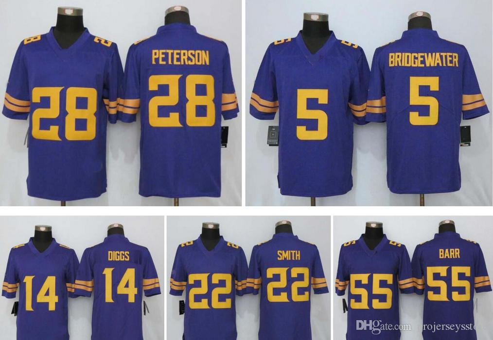 half off 2e85b 07178 shop adrian peterson color rush jersey b369b 19267