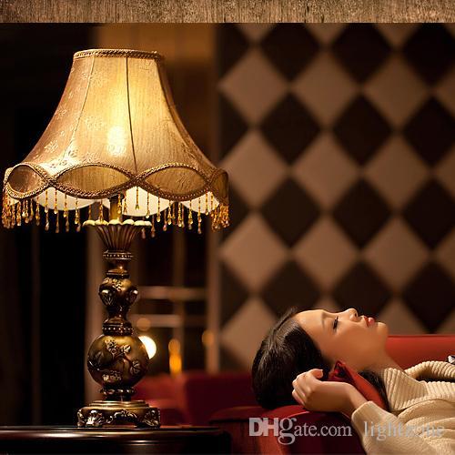Lampe Fcc S'allume 110 Saa Gros Vintage L'éclairage 240 Rohs Ul Ce De Style Européen Table Chambre Led V Bureau tsdrCQxBh