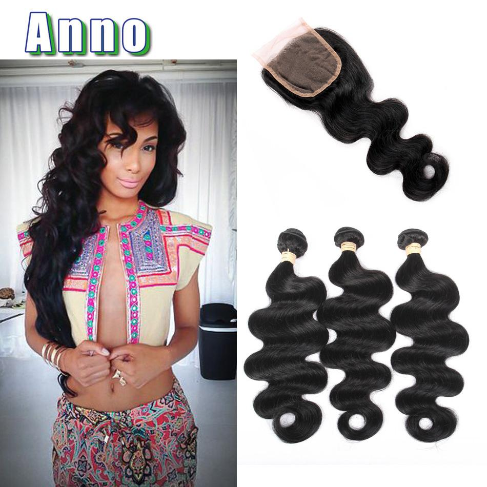 2018 2017 Pure Color New Human Hair Weave Good 7a Peruvian Bodywave