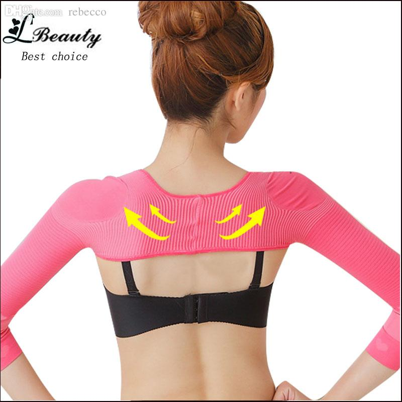 f4f0a428405a5 Wholesale-Body Shapers Women Posture Back Shoulder Corrector Support ...