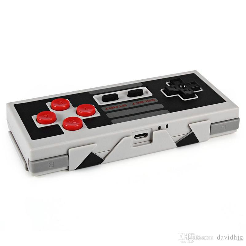 2017 8Bitdo NES30 Pro Wireless Bluetooth Gamepad Game Controller for iOS Android PC Mac Linux