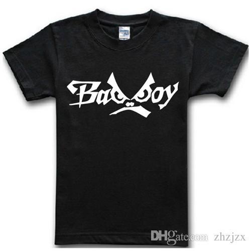 Compre BAD MENINO Novo Design De Impressão Casal T Shirt Hip Hop Verão  Personalidade Original Das Mulheres Dos Homens De Algodão Casual Tees  Camisas Para Os ... 335809e16b122