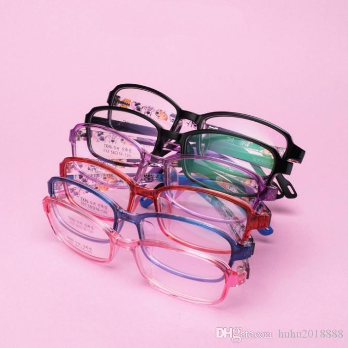 Großhandel Kind Mädchen Optische Gläser Rahmen Kinder Jungen Eyewear ...
