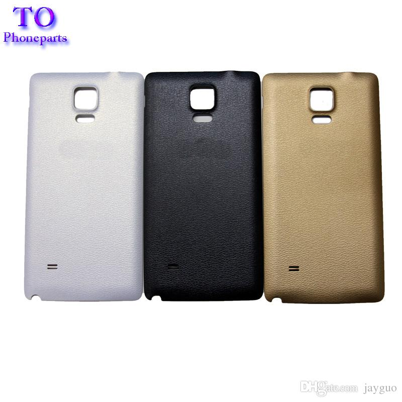 online retailer 6e2a7 9e5fb OEM Battery Cover For Samsung Note 4 Note4 N910 N910F Back Battery Door  Housing Rear Cover Case