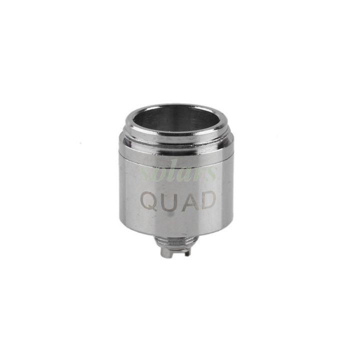 Auténtica Yocan Evolve Plus XL Wax Coil Quadz Rod Coil Head Vapor puro y limpio 100% original