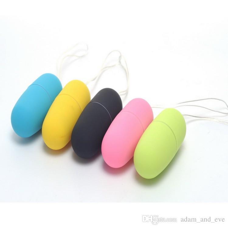 Gomma a 20 velocità MP3 senza fili vibratore a pallina G-spot saltare uovo uovo giocattoli adulti del sesso le donne