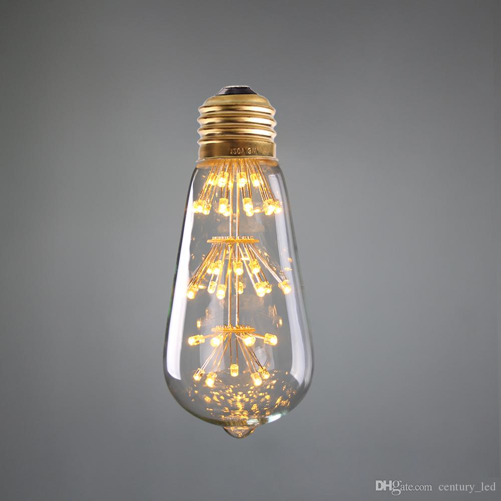 edison antique creative leaf product in hanging a bulb lighting lightbulb rc fixture light vintage led pendant oak installed bulbs
