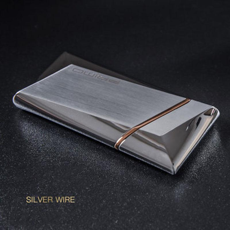 2017 New Brand Primo USB Charging shake the induction USB lighter Tobacco Cigarette Lighters Creative Windproof lighter