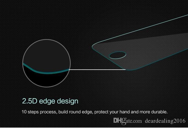 0.3 mm 2.5D 곡선 가장자리 소니 Xperia Z2 Z1 Z3 Z4 Z5를위한 방폭 프리미엄 소형 강화 유리 필름 스크린 보호 장치