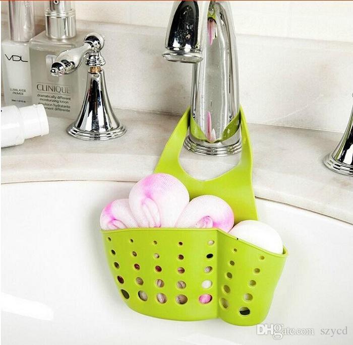 Adjustable Sink Space Saving Plastic Kitchen Sink Caddy Basket Organizer Sponge  Holder Faucet Rack Storage Baskets Online With $1.6/Piece On Szycdu0027s Store  ...