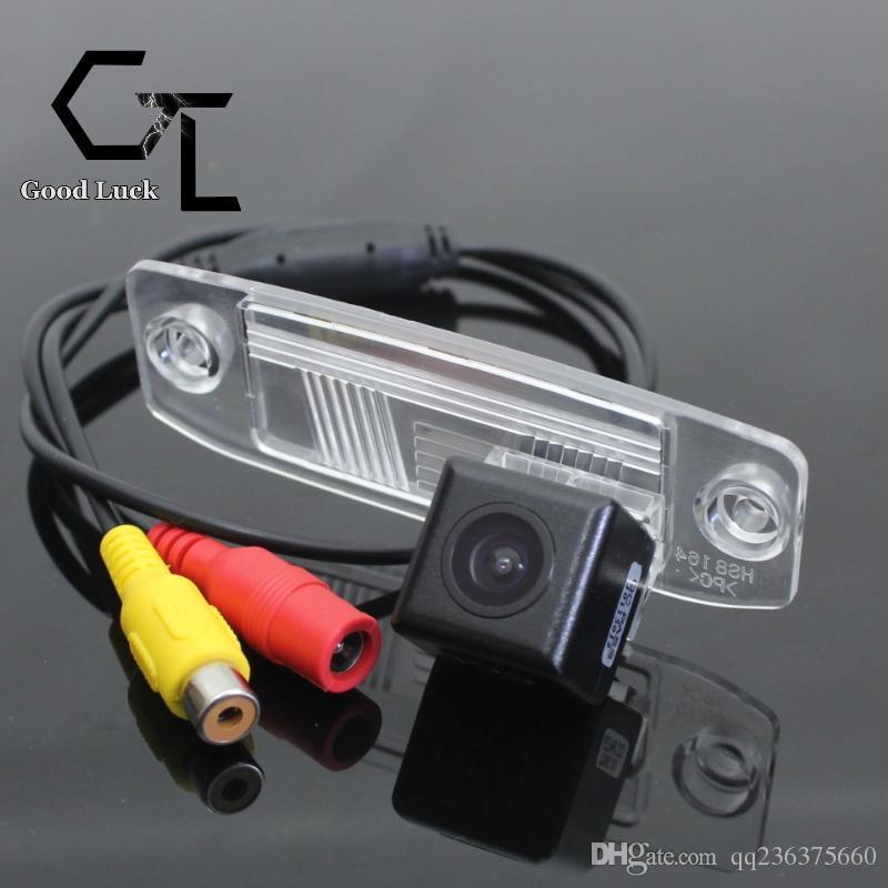 For Hyundai Accent Avega Brio Super Pony Avante Elantra Neo Fludi Wireless Car Auto Reverse CCD HD Rear View Camera Parking Assistance