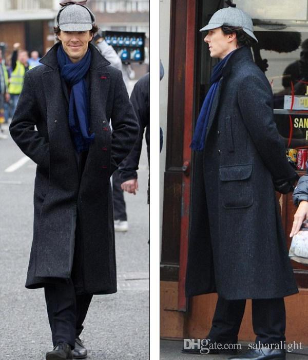 Hot Selling High Quality Cosplay Cap Detective Sherlock Holmes Deerstalker  Hat Gray Cups New Berets Cap Vestidos UK 2019 From Saharalight b5db6ea96a35