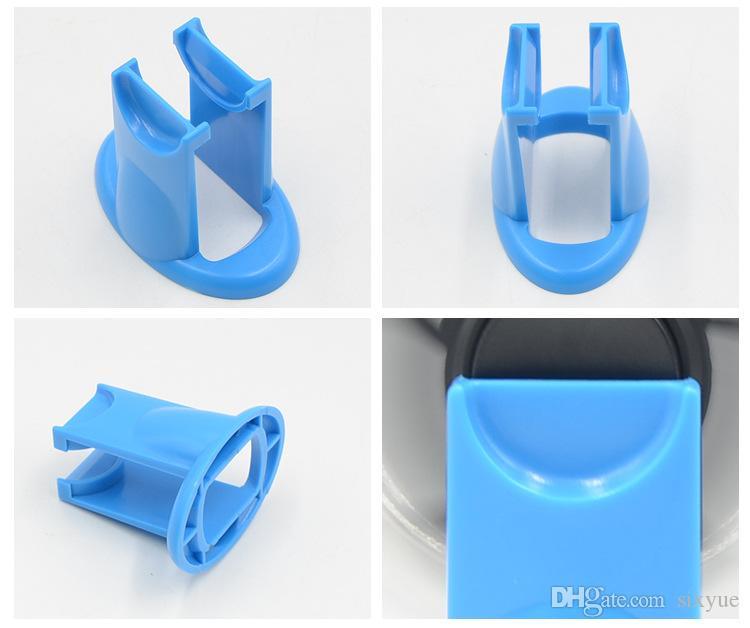 Zappeln Sie Spinner-Ausstellungsstandfall Plastikhalter für verschiedene Modelle Handspinner-Stützharte Kicstand-Kreisel-Spielzeug