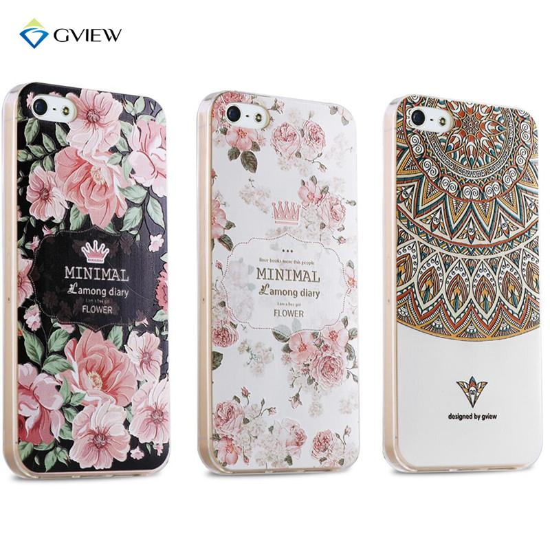 case for iphone 5s se designer luxury stylish silicone housingscase for iphone 5s se designer luxury stylish silicone housings cover for iphone 5 fashion floral cute tpu coque for iphone 5s customized cell phone cases