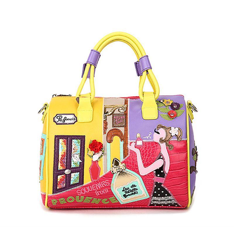 Borse I Bag.Women Handbag Shoulder Bag Tote Braccialini Handbag Sac A Main Borse Di Marca Bolsa Feminina Luxury Handbags Women Bags Designer White Handbags Discount Designer Handbags From Yujiu 35 11 Dhgate Com