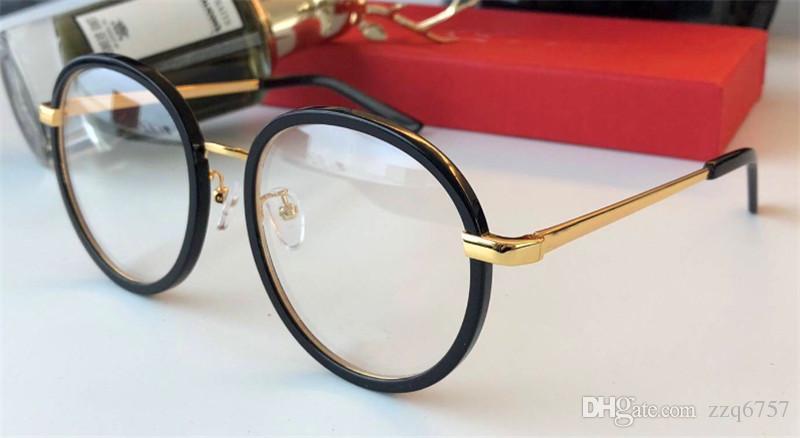 New Vintage German Designer Eyewear Square Frame Transparent Lens ...