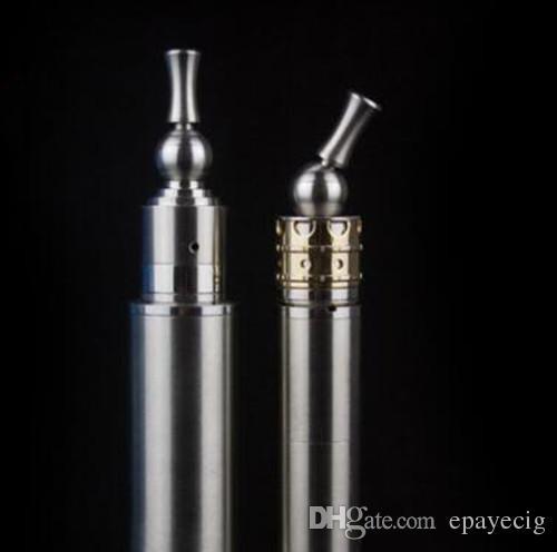 20 UNIDS metal Knucklehead Rotación 510 Punta de goteo 360 ° Inclinación Giratoria boquilla ajustable para e cigarrillo atomizador rda artículos de precio más barato