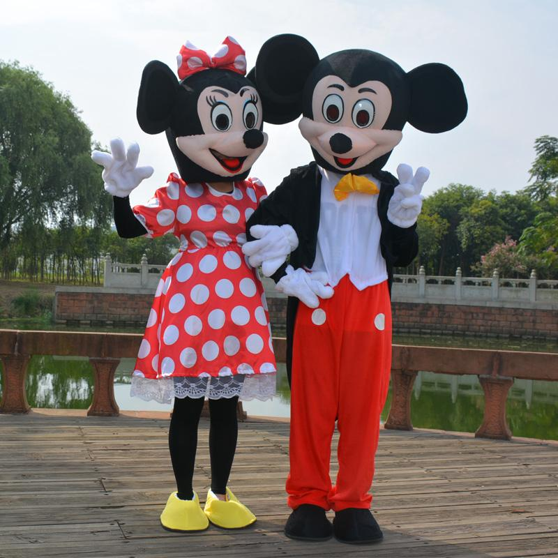 Apologise, but Mickey and minnie mouse adult costume cleared