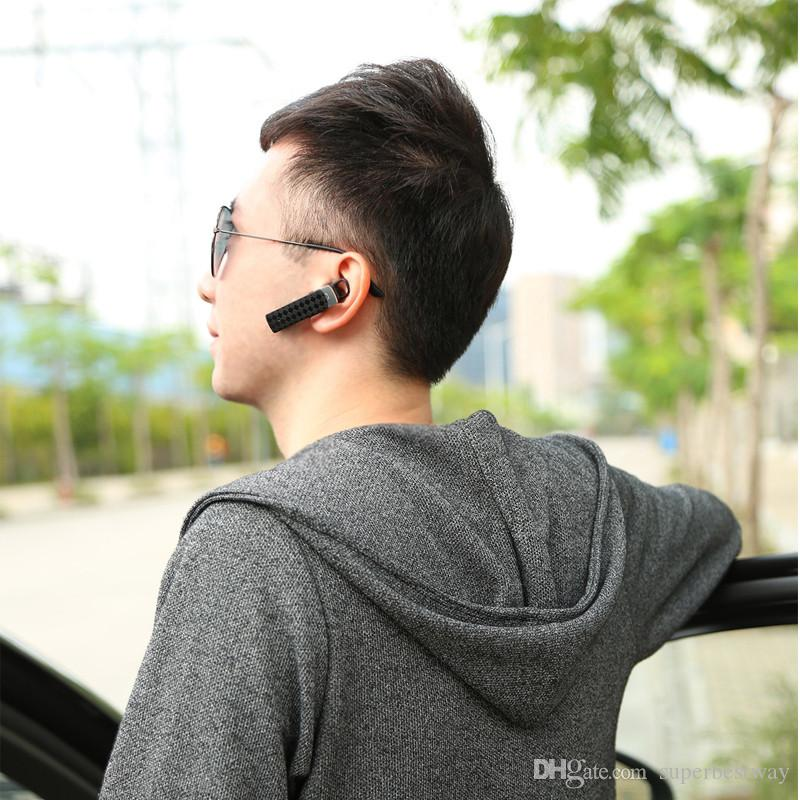 WK Design BS-200 Ear Hook Wireless Bluetooth Headset Outdoor Sports Earphone for iPhone X Samsung for MP3 Remax bs200 EAR256