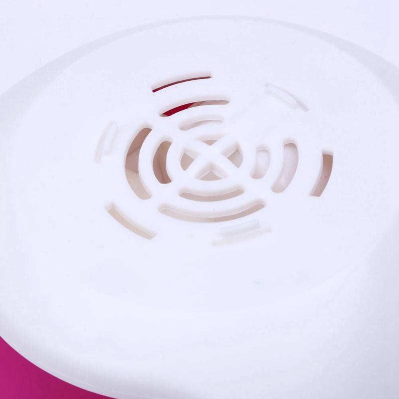 Mini Secador de Uñas portátil Con pilas Mano Del Dedo Del Pie Del Arte Del Clavo Gel Punta Secador Polaco Ventilador Ventilador de Uñas de Gel Cure Manicura Herramienta