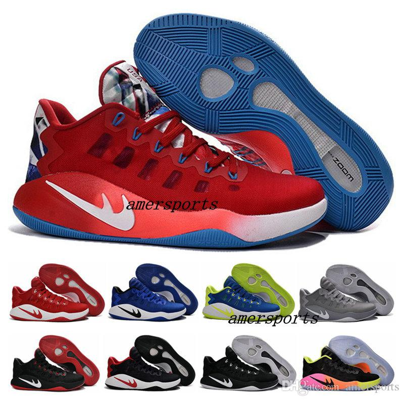 best sneakers e2419 4a047 ... wolf grey b03c2 2c488  new zealand 2016 hyperdunk basketball shoes low  cut for mens paul george olympic running shoes 65503